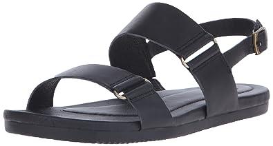Teva Damens's Avalina Sandale Leder Sandale   Flats 9fe79d