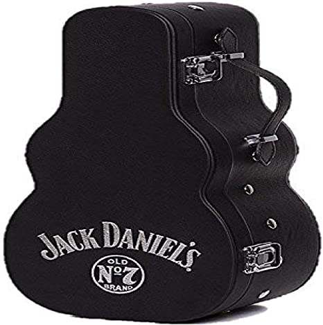 Jack Daniels - Old No. 7 Guitar Case (Hard To Find Whisky Edition) - Whisky: Amazon.es: Alimentación y bebidas
