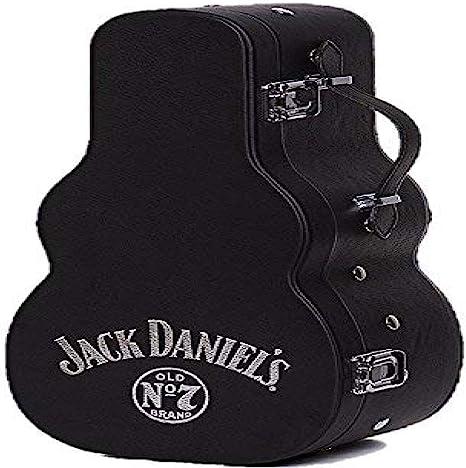 Jack Daniels - Old No. 7 Guitar Case (Hard To Find Whisky Edition) - Whisky: Amazon.es: Alimentación y bebidas