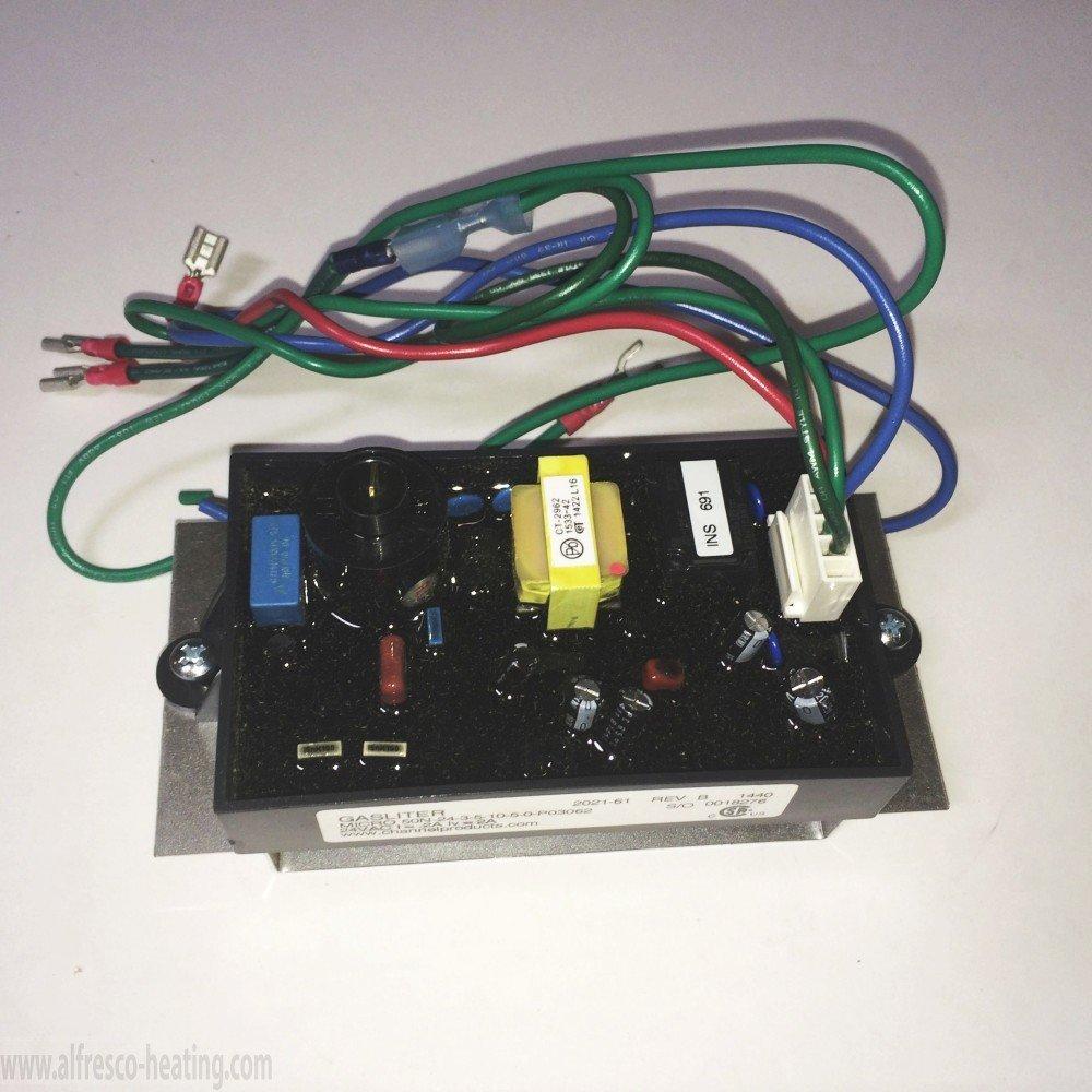 Channel Controls 12015 Ignition Module for Sunpak TSH Patio Heaters
