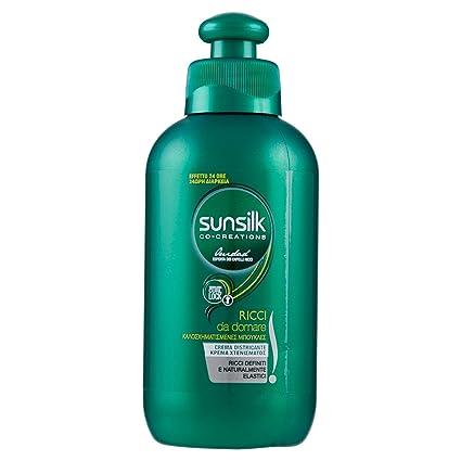 Sunsilk Crema Disciplinante per Capelli Ricci e Mossi senza Risciacquo -  200 ml 666a0f261743