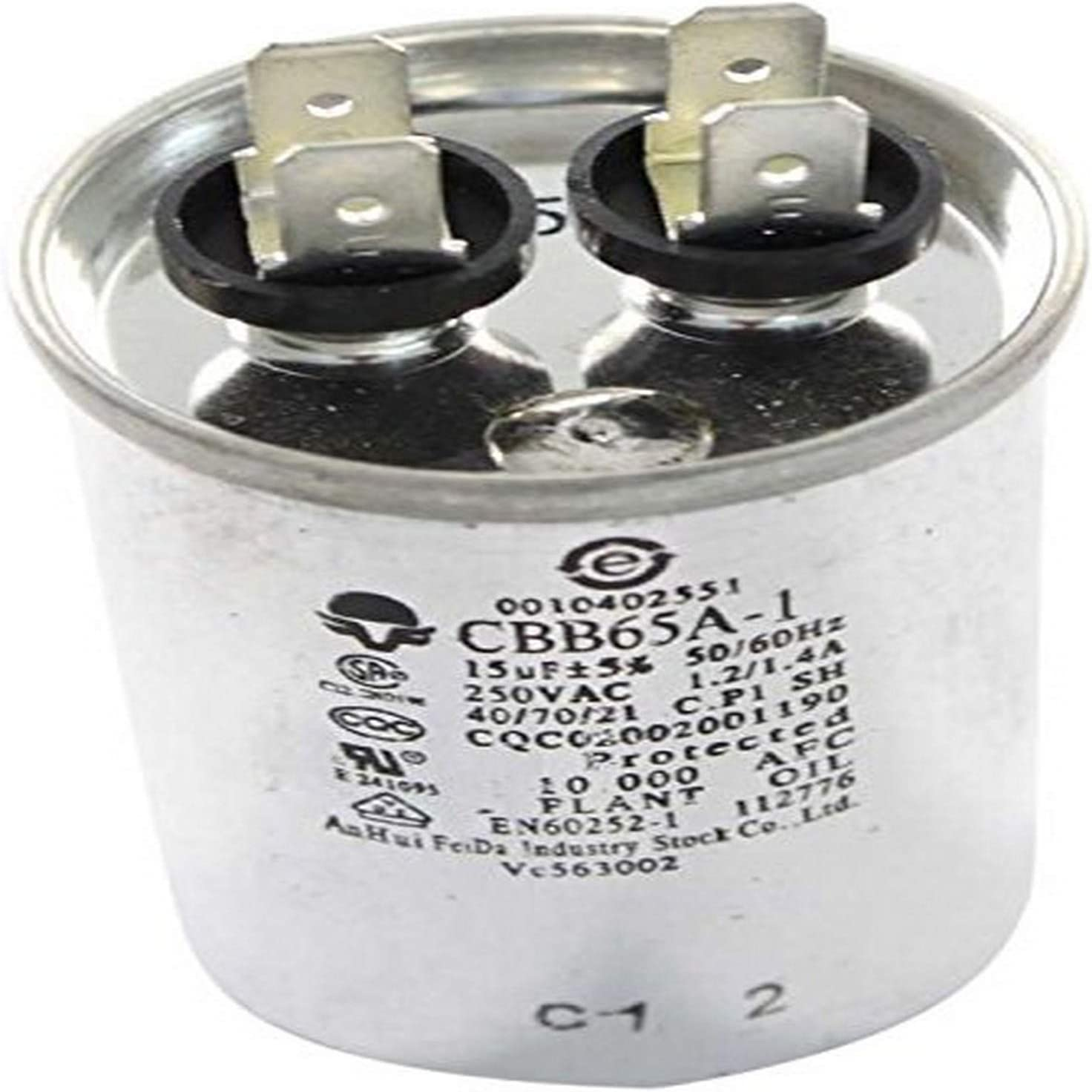 Haier AC-1400-37 Capacitor Compress