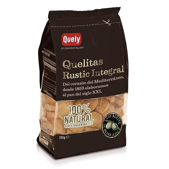 Quely, Crackers salado de agua (Rustic integral) - 16 de 350 ...
