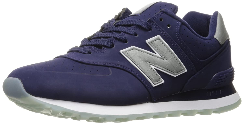 jak kupić kup tanio Hurt New Balance Men's 574 Lux Rep Lifestyle Fashion Sneaker