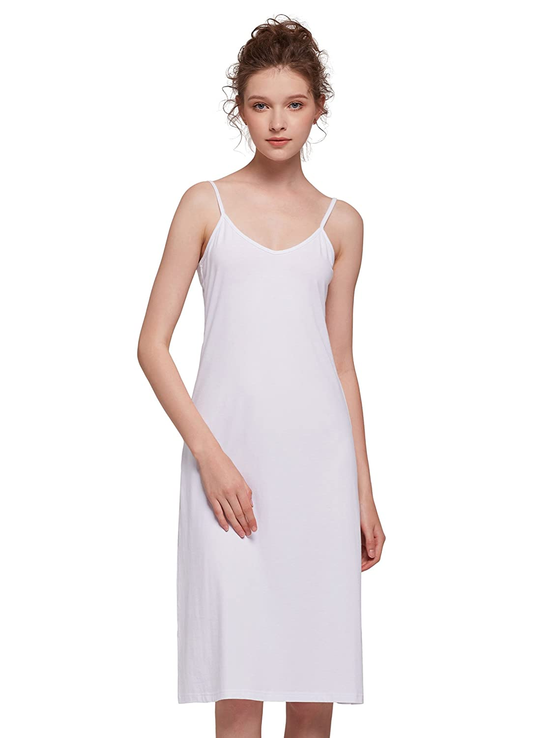AWEI - Sottoveste - Donna Bianco White X-Large