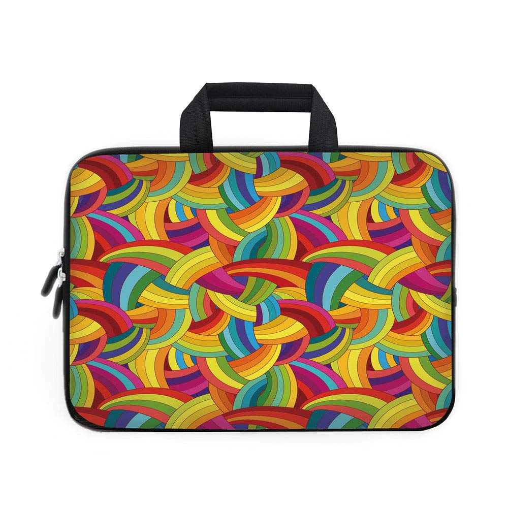 6167194ff723 Amazon.com  Abstract Laptop Carrying Bag Sleeve