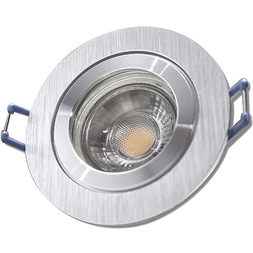 5watt Power Led Badezimmer Einbaustrahler Nautilus 230volt