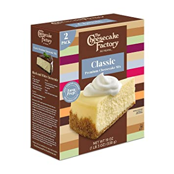 Amazoncom The Cheesecake Factory at Home Classic Premium