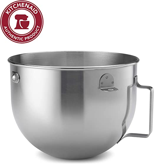 Amazon.com: KitchenAid - Cuenco mezclador de acero ...