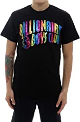 d2a08c0d0c17 Billionaire Boys Club BB Foil Arch Short Sleeve Tee in 3 Color Choices 891 -2210