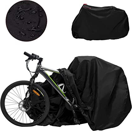WOTOW Funda Bicicleta Cubierta Protector Impermeable al Aire Libre ...