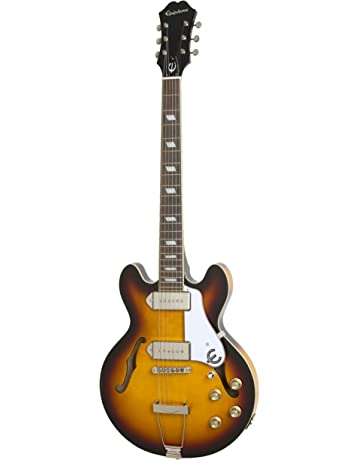 Epiphone Casino Coupe - Guitarra eléctrica, color vintage sunburst