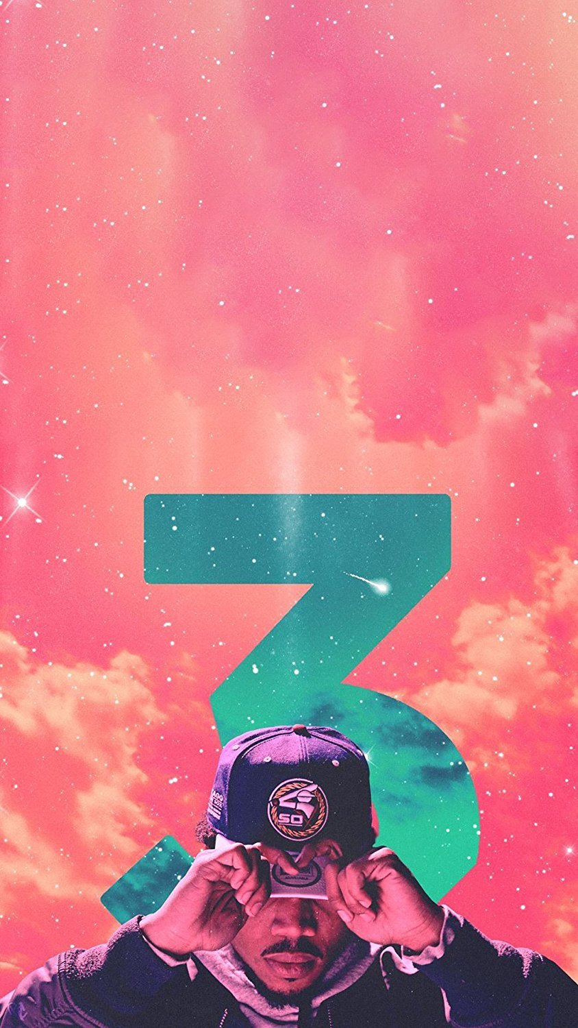 Amazoncom Chance The Rapper Acid Rap Poster Print By Go Awesome