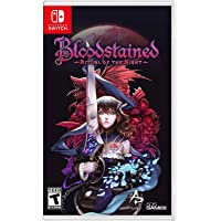 Deals on Bloodstained: Ritual Of The Night Nintendo Switch