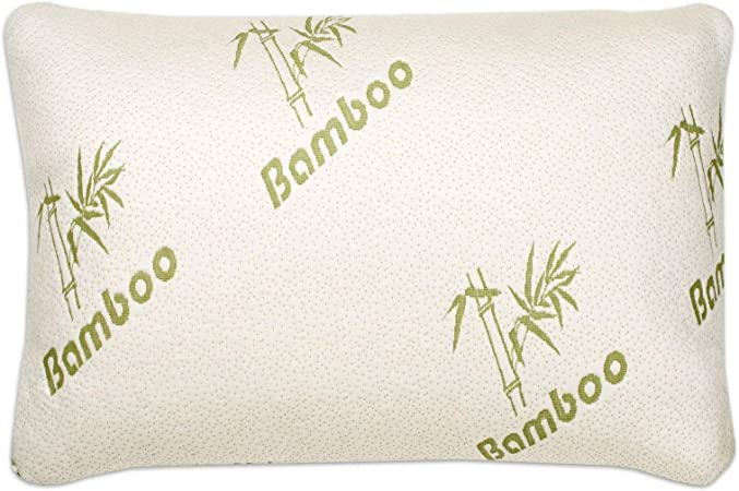 Bamboo Pillow Memory Foam Bamboo Pillow