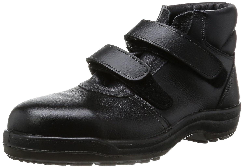[ミドリ安全] 安全靴 中編上 CF225 マジック B002OXS3VE 26.0 cm ブラック