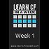 Learn CF in a Week (Week 1)