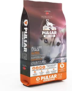 HORIZON PET NUTRITION Pulsar Whole Grain, Non GMO, Meat Dense All Life Stage Dry Dog Food