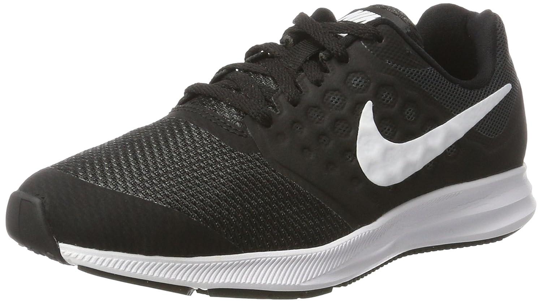 Nike Downshifter 7 (GS), Zapatillas de Trail Running para Hombre 40 EU|Negro (Black/White/Anthracite 001)
