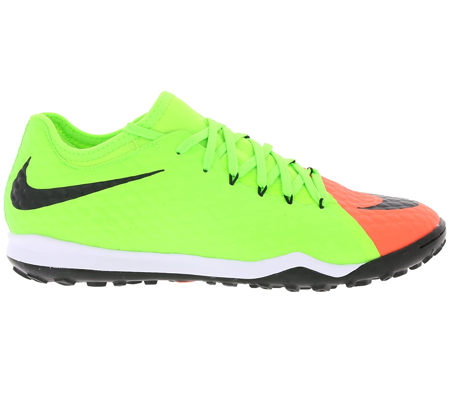 reputable site ca554 e90cc Amazon.com   Nike Hypervenomx Finale II TF Mens Football Boots 852573  Soccer Cleats   Soccer