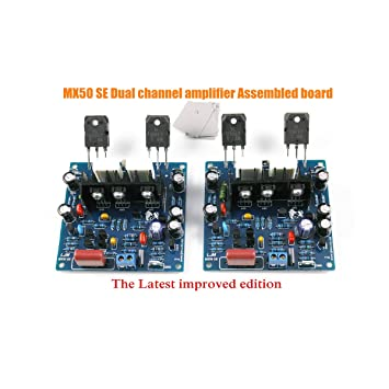 Douk Audio MX50 SE Power Amplifier Kit Dual channel 100W+