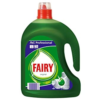 Fairy - Original - Lavavajillas a mano - 2.5 l: Amazon.es ...