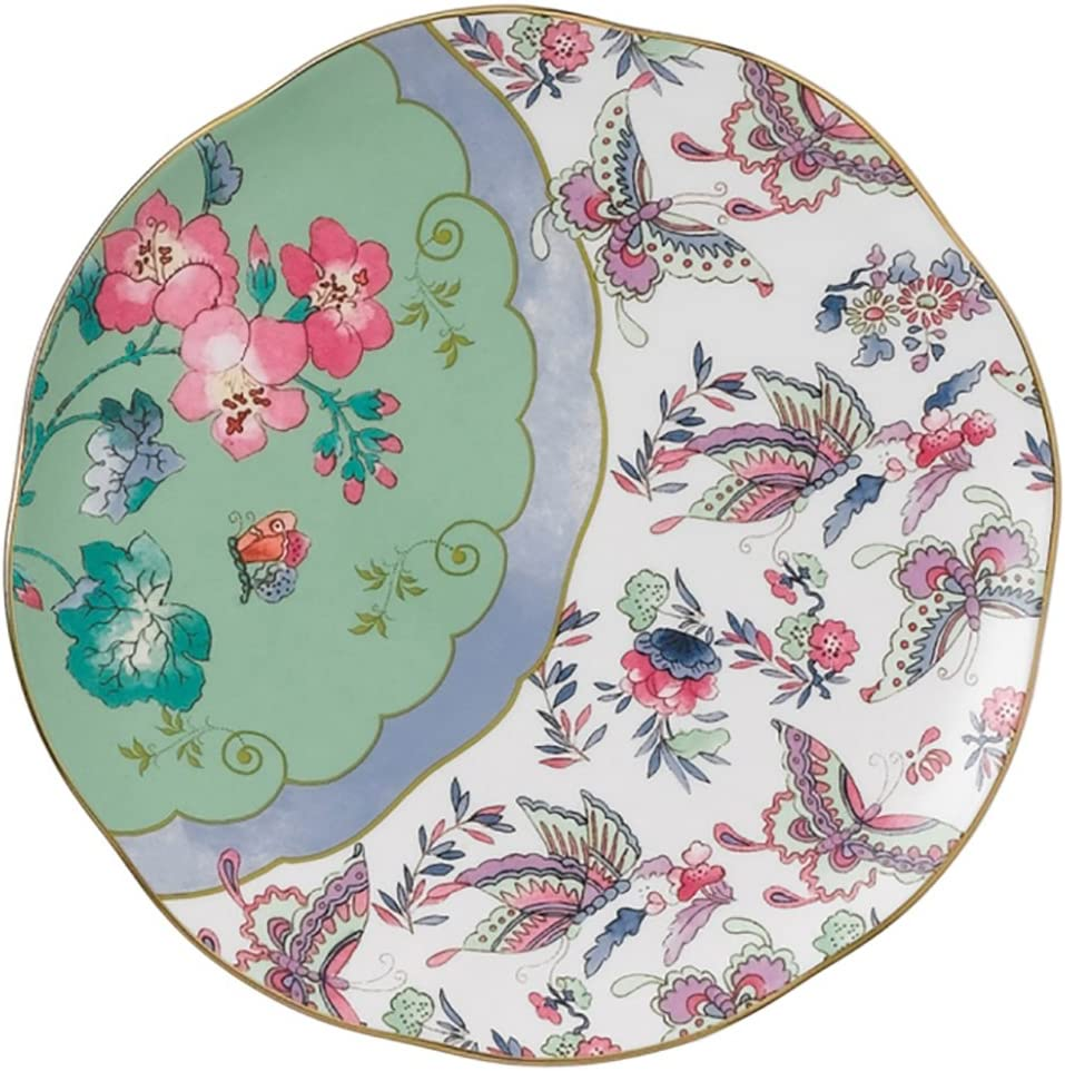 Wedgwood Harlequin Butterfly Bloom Plates 8 25 Inch Set Of 4 Dinner Plates Plates