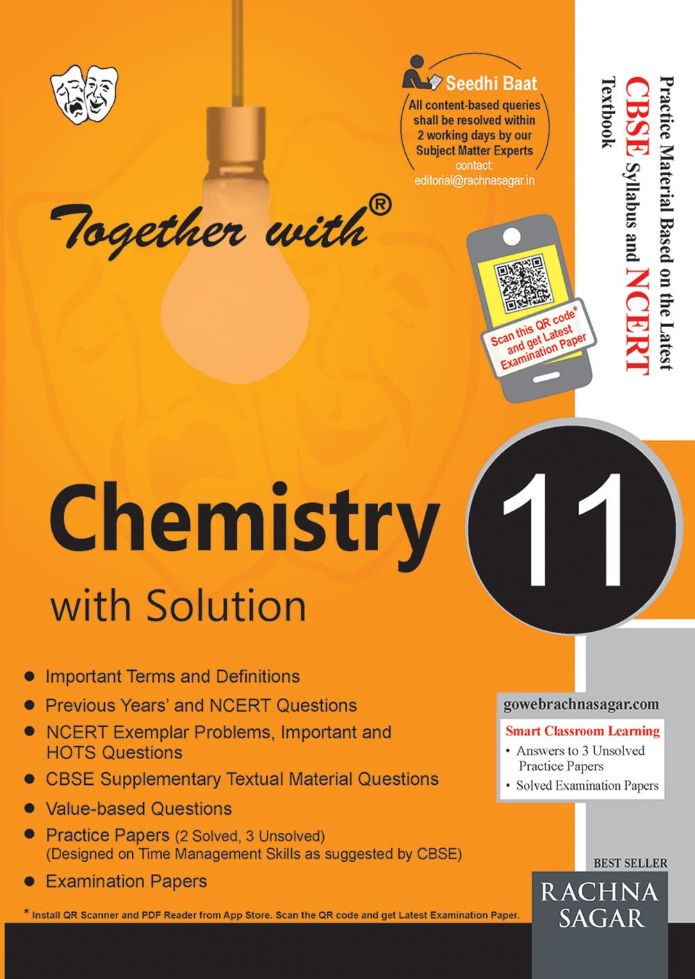 together with chemistry with solution class 11 old edition amazon