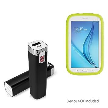 BoxWave - Cargador portátil para Samsung Galaxy Kids Tab E ...