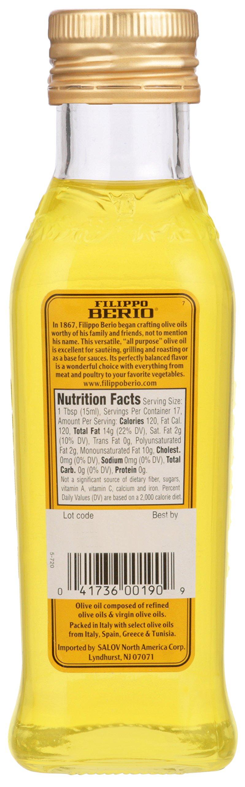 Filippo Berio Olive Oil, 8.4 Ounce by Filippo Berio (Image #3)