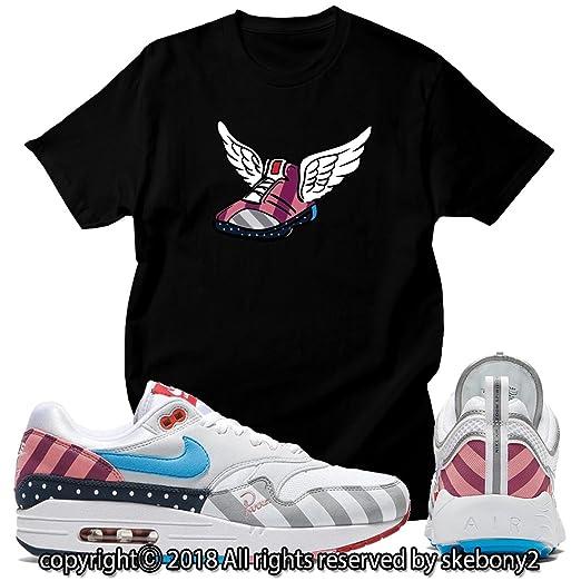 Parra Custom And X T 19 Matching Shirt Nike Jd Air Max 1 Spiridon bW29IEYeDH