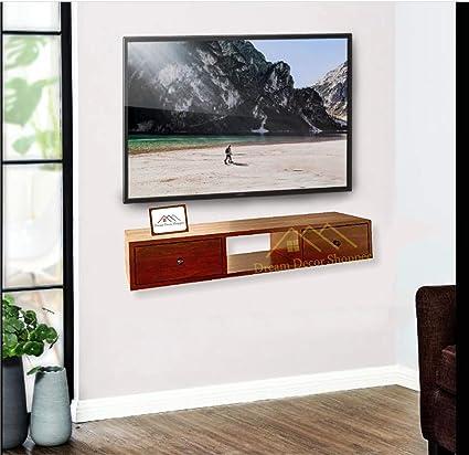 Dds Dream Decor Shoppee Tv Stand Entertainment Center Unit For Decorative Furniture Standard Amazon In Home Kitchen