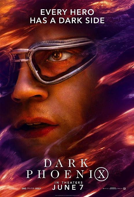 printdesign X-Men Dark Phoenix - Movie Poster Wall Decor ...