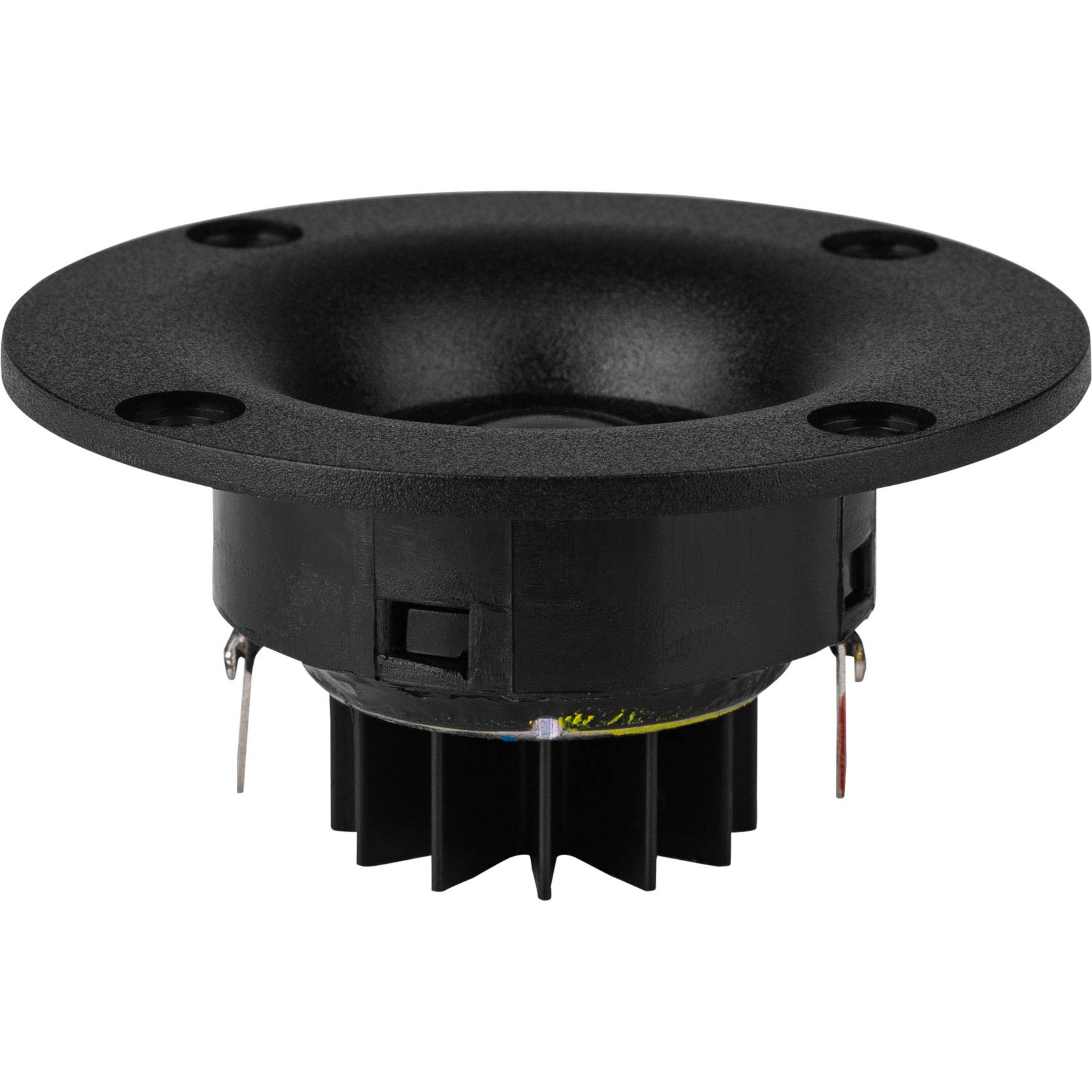 "Peerless by Tymphany BC25SC08-04 1"" Silk Dome Neodymium Tweeter with Waveguide 4 Ohm"