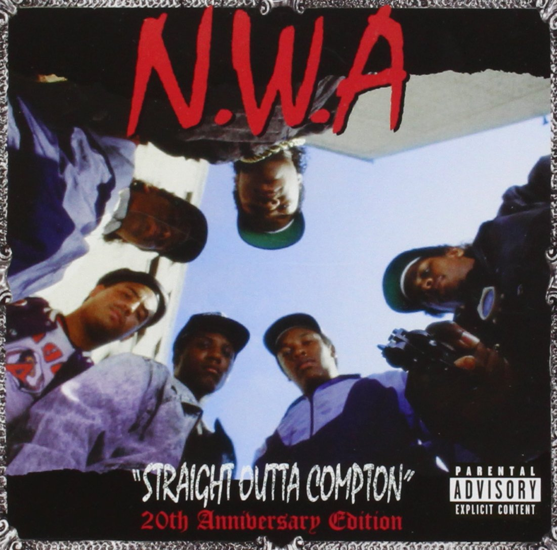 N.w.a straight outta compton альбом скачать торрент