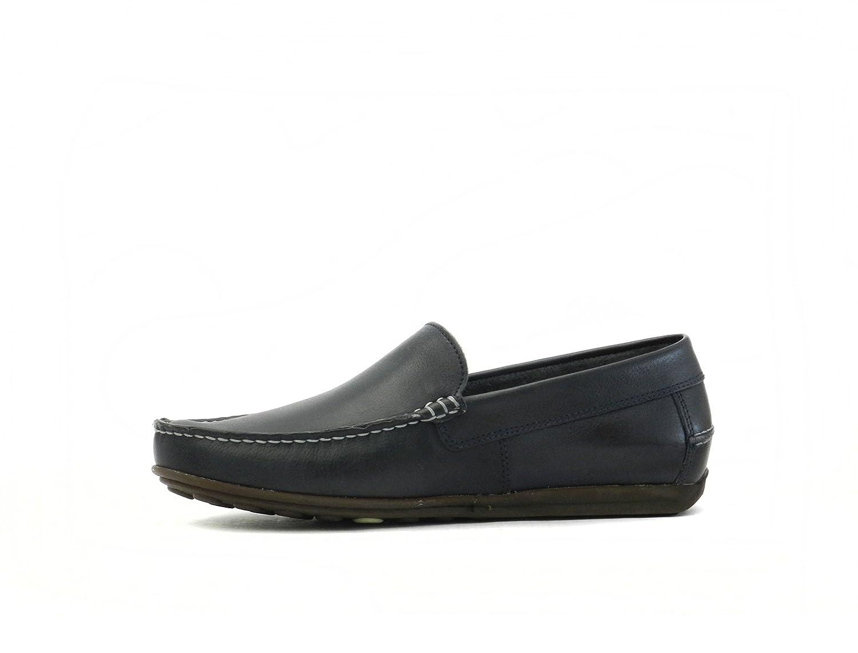 FLUCHOS Rudy, Mocasines para Hombre, Capri Marino Terracota, 40 EU: Amazon.es: Zapatos y complementos