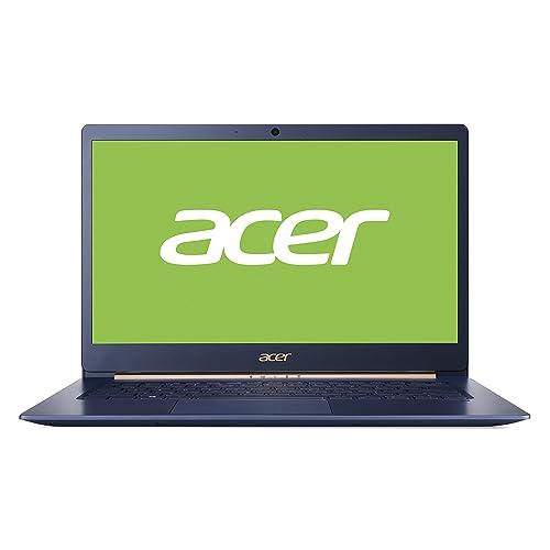 Acer SF514 52T Swift 5 Ordenador portátil 14 táctil FullHD IPS 1kg Intel Core i5 8250U 8GB RAM 256GB SSD Windows 10 Home Azul Teclado QWERTY Español