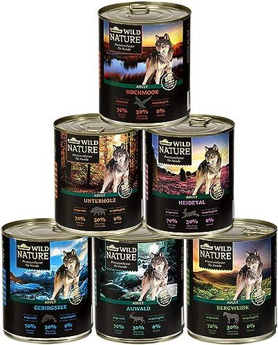 Dehner-Wild-Nature-Hundefutter-Nassfutter
