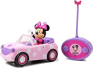 (R/C Vehicle) - Jada Toys Minnie Mouse R/C Vehicle