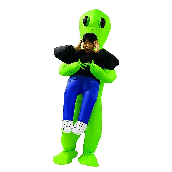 Amazon.com: Parayoyo - Disfraz inflable de Halloween, para ...