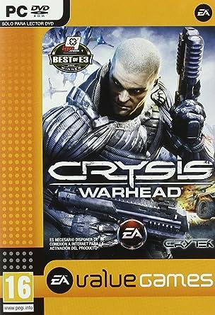 Crysis Warhead Value Games Pc Dvd España: Amazon.es: Videojuegos