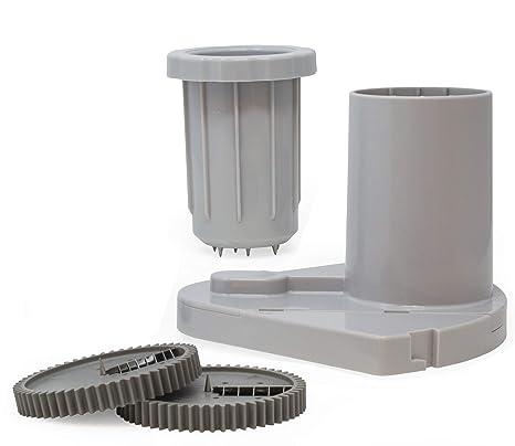Amazon.com: Spiralizer Attachment for Bosch Universal Plus ...