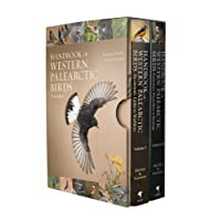 Handbook of Western Palearctic Birds: Passerines: A Photographic Guide
