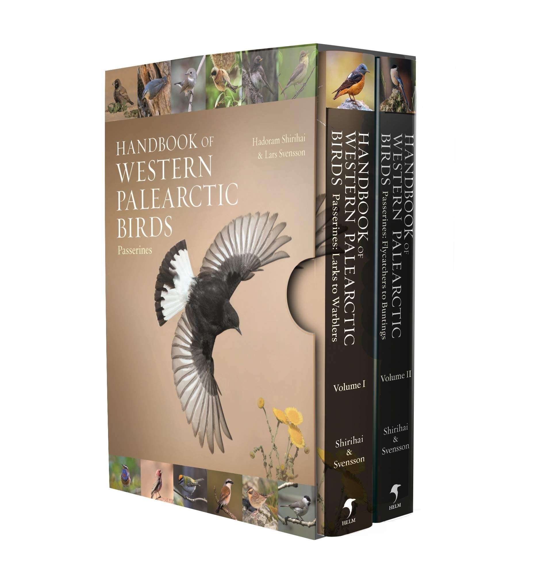 Birds of the Western Palearctic: A Photographic Guide