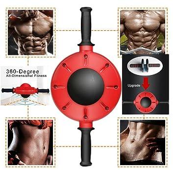 appareil musculation roulette