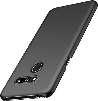 anccer Funda LG G8 ThinQ, Ultra Slim Anti-Rasguño y Resistente ...