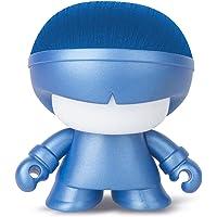 Xoopar Xboy Mini Enceinte Bluetooth 3 W Bleu métallisé avec lumière LED