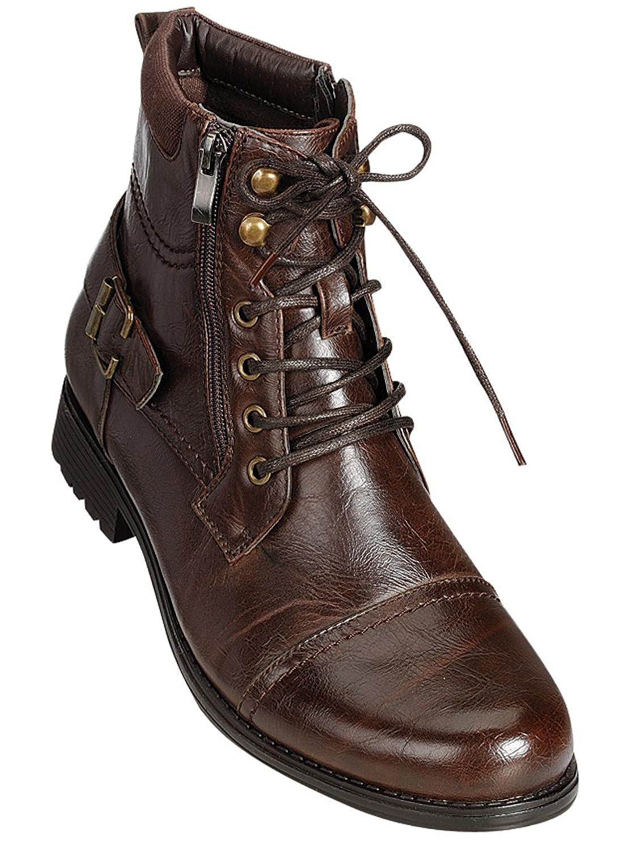 Amazon.com | ARIDER BULL-01 Men's Ankle Combat Army Low-Top Causal ...
