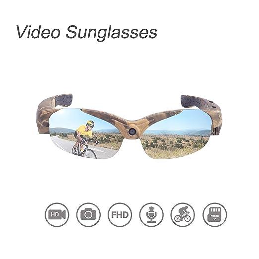 Review Video Sunglasses, OHO 16GB