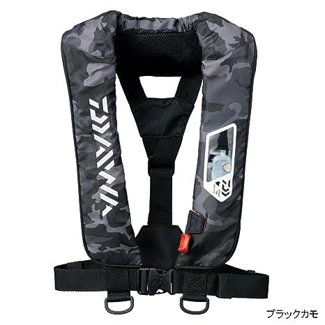 ダイワ(Daiwa)ライフジャケットウォッシャブル肩掛けタイプ手動・自動膨脹式DF-2007の画像